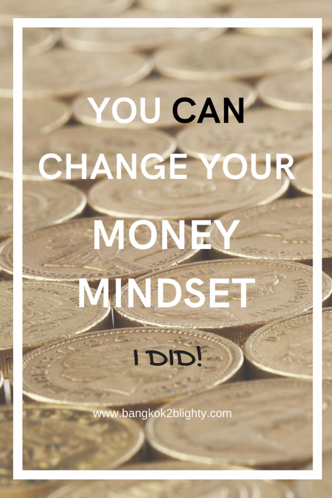 Change your money mindset, financial blueprint