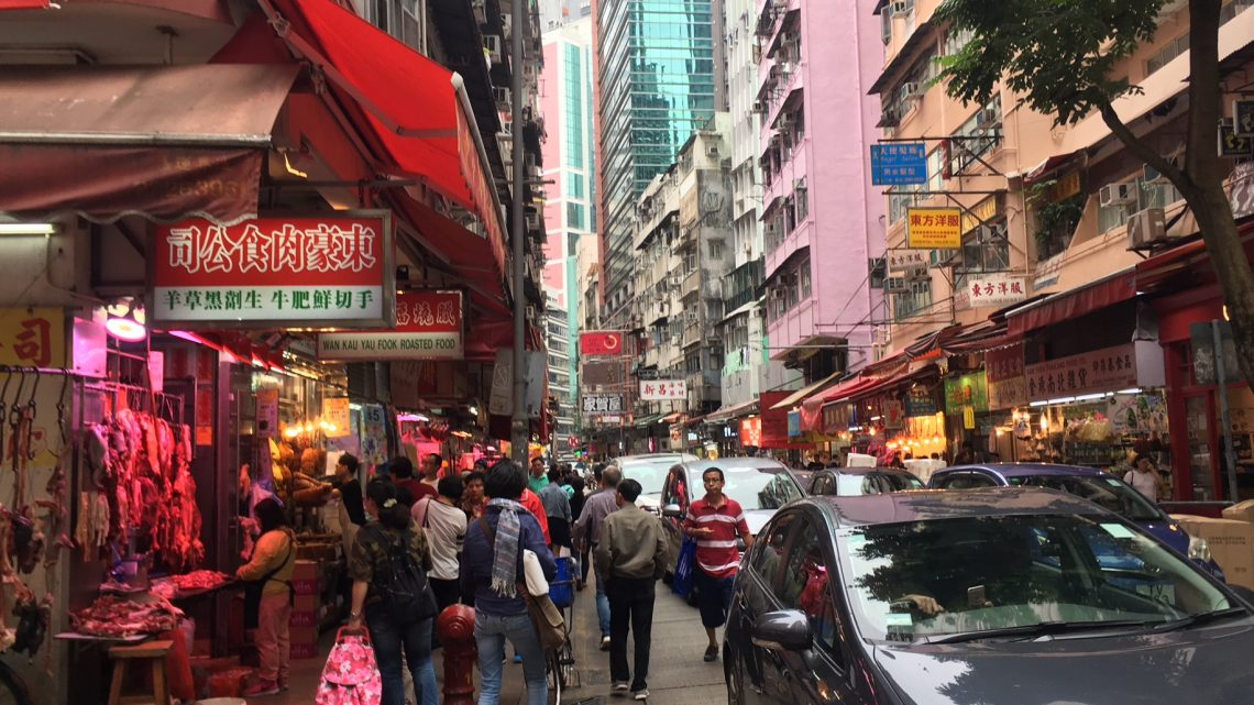 Asia on the cheap: Hong Kong edition