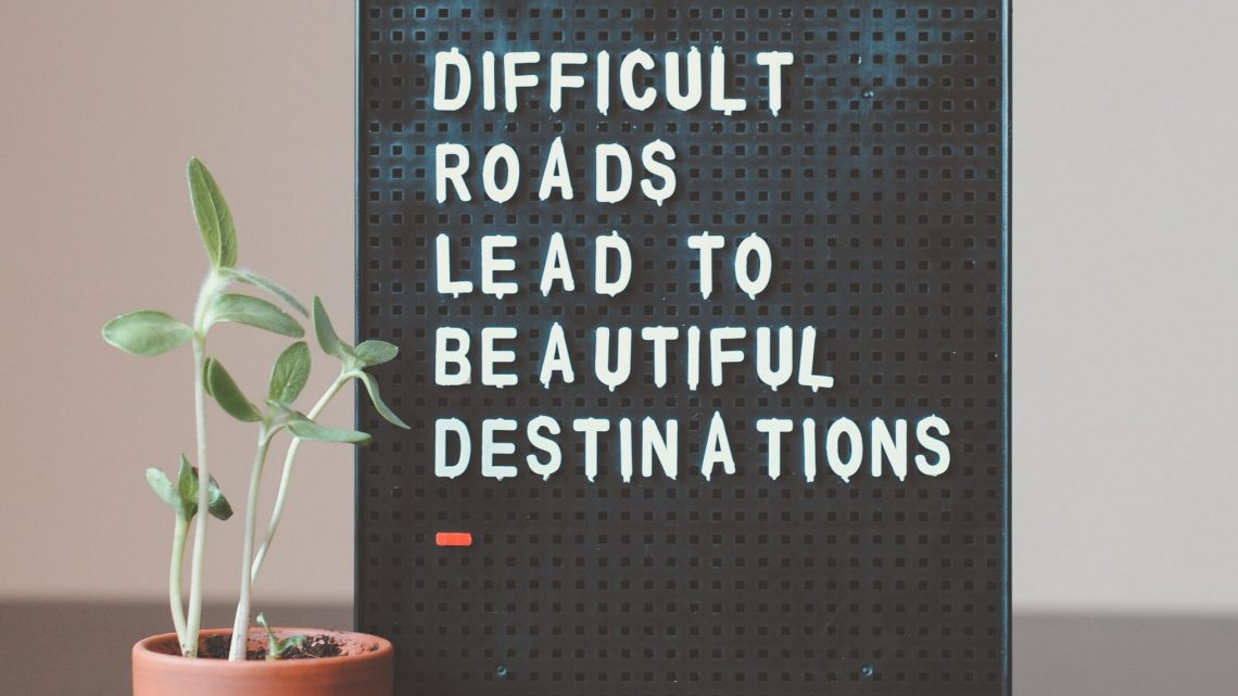 Mastering self-discipline while on the road